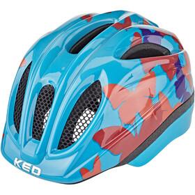 KED Meggy II Trend Helmet Kids butterly/blue